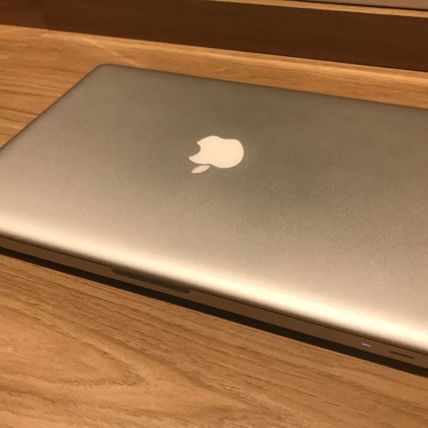 Notebook macbook pro 13-inch mid 2012.