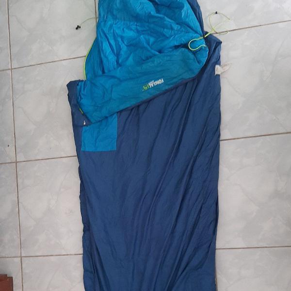 Saco de dormir quechua 15 graus