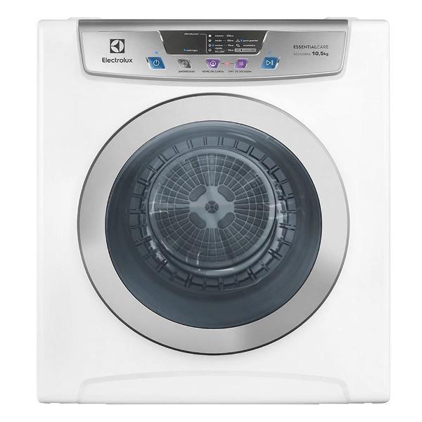 Secadora roupas piso ou parede electrolux com 12 programas,