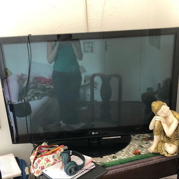 Tv de plasma lg 50 polegadas