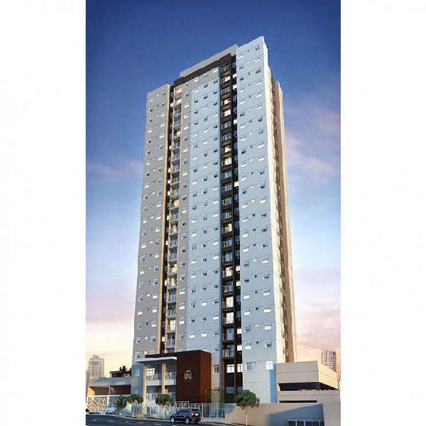 Apartamento para venda com 44 metros quadrados com 2 quartos