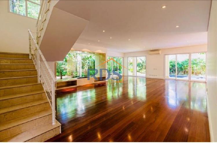Casa em condomínio à venda no alto da boa vista - são