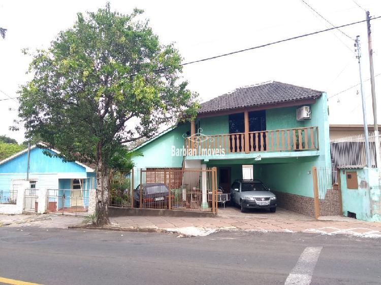 Casa à venda no bonfim - santa cruz do sul, rs. im295299
