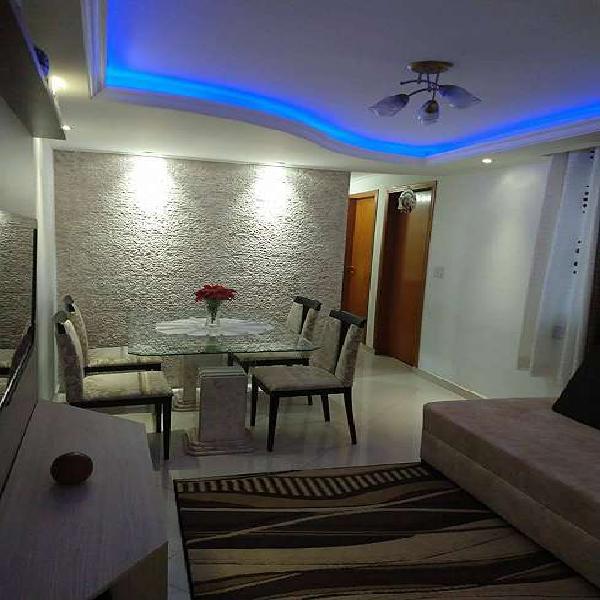 Lindo apartamento reformado para venda 2 dorm. jd alvorada