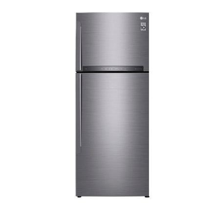Refrigerador lg gt44bpp1.apzfsbs 438 l aço escovado - 220 v