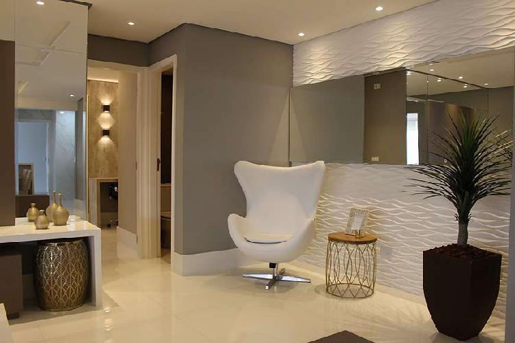 Apartamento 157m - 3 suítes - terraço com churrasqueira -