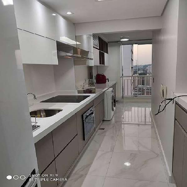 Apartamento maravilhoso - rua dr. luiz migliano