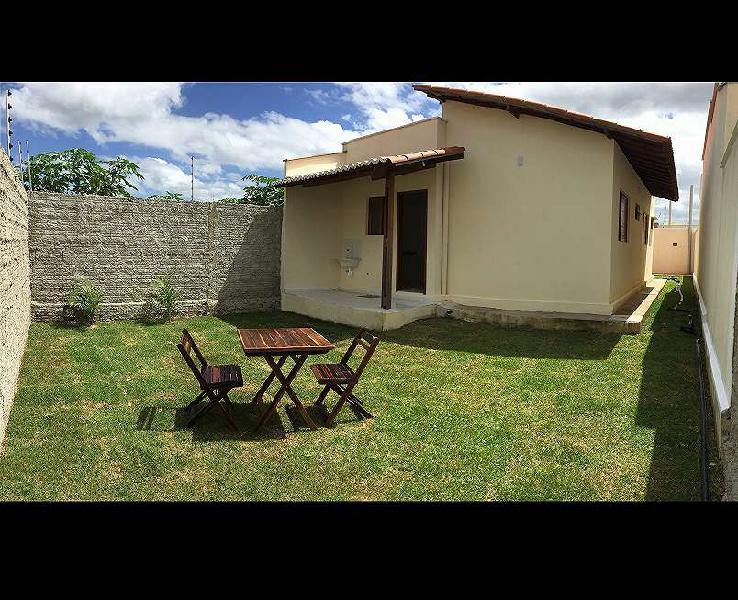 Casas com suíte em parnamirim/rn e documentação grátis