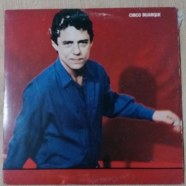 Lp vinil - chico buarque - 1984