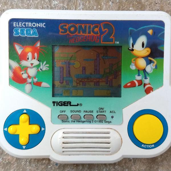 Mini game sonic 2 importado