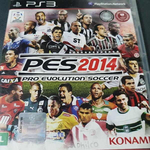 Pes 2014 - ps3