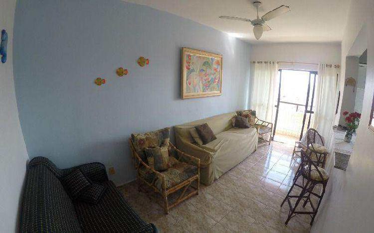 Praia grande - apartamento padrão - maracanã