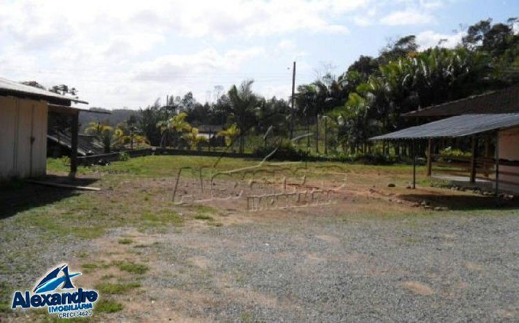 Terreno/lote à venda no ilha da figueira - jaraguá do sul,