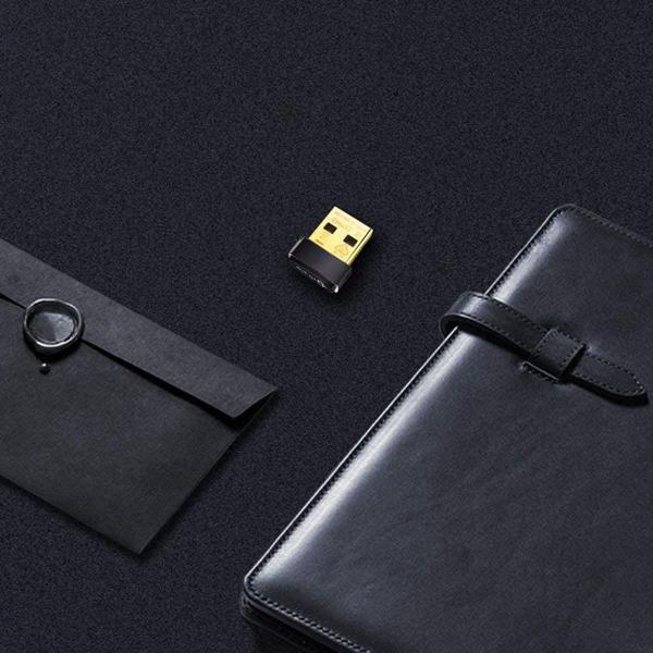 Adaptador wireless usb tp link nano wn-725n 150mbps nano