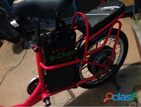 Bicicleta eletrica E CLUB