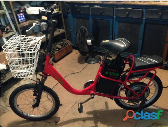 Bicicleta eletrica E CLUB 3