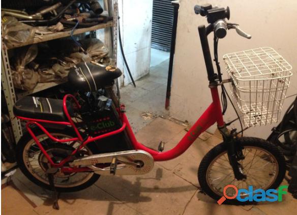 Bicicleta eletrica E CLUB 1