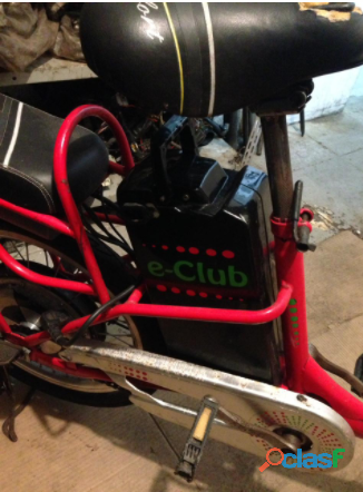 Bicicleta eletrica E CLUB 2