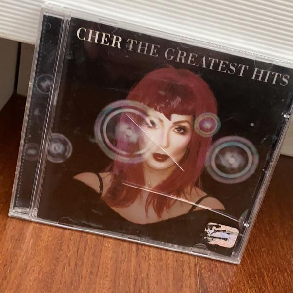 Cd cher the greatest hits