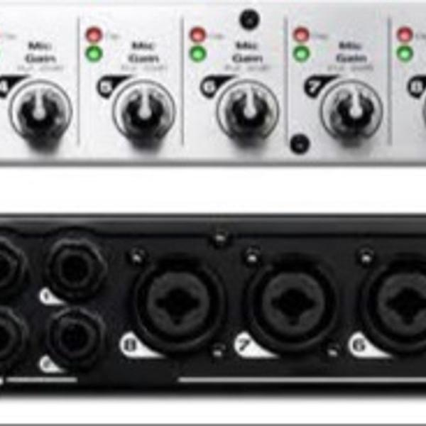 Interface m audio fast track ultra 8r