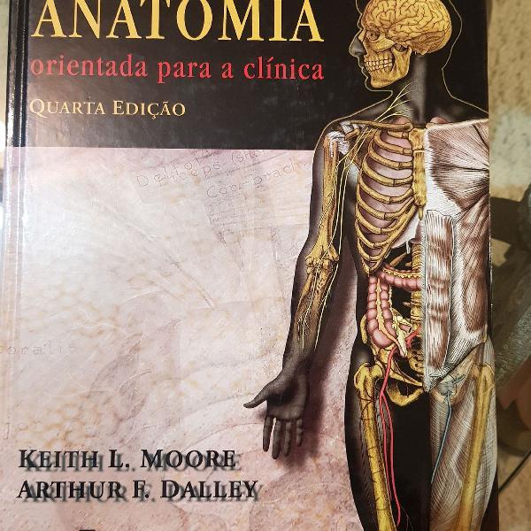 Anatomia orientada para clínica - moore
