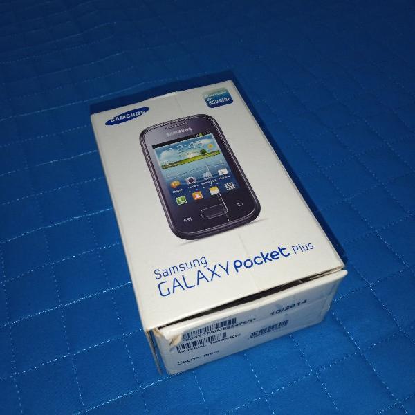 Celular Samsung Pocket plus (para técnicos)