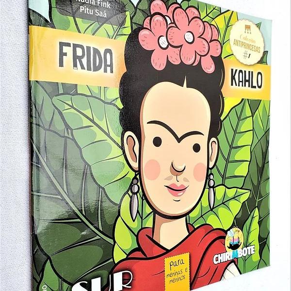 Frida kahlo - para meninas e meninos - 2ª edição - nádia
