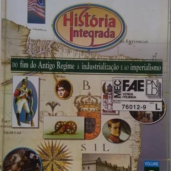 História integrada - volume 3