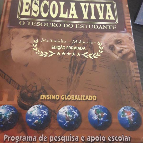 Livro escola viva