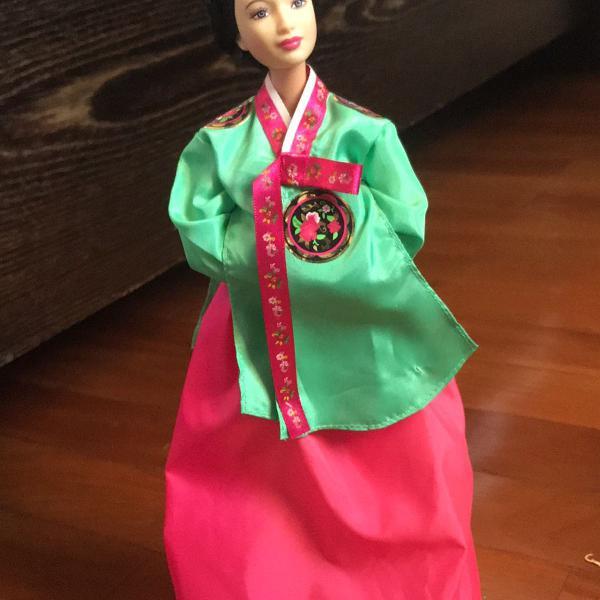 Barbie colecionador japão