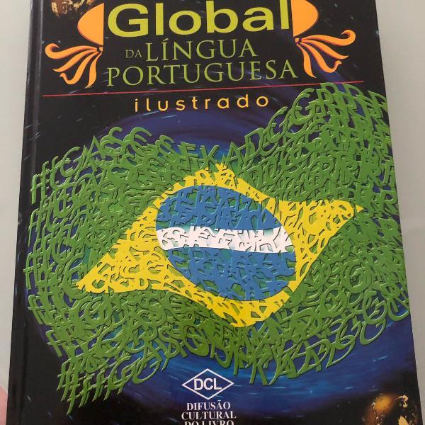 Dicionário global da língua portuguesa ilustrado