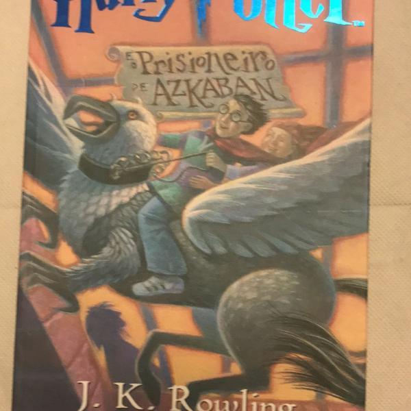 Harry potter e o prisioneiro de azkaban jk rowling