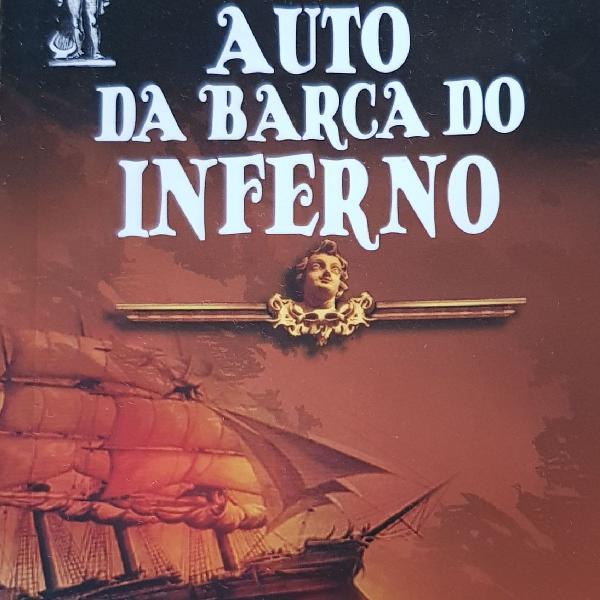 Livro auto da barca do inferno