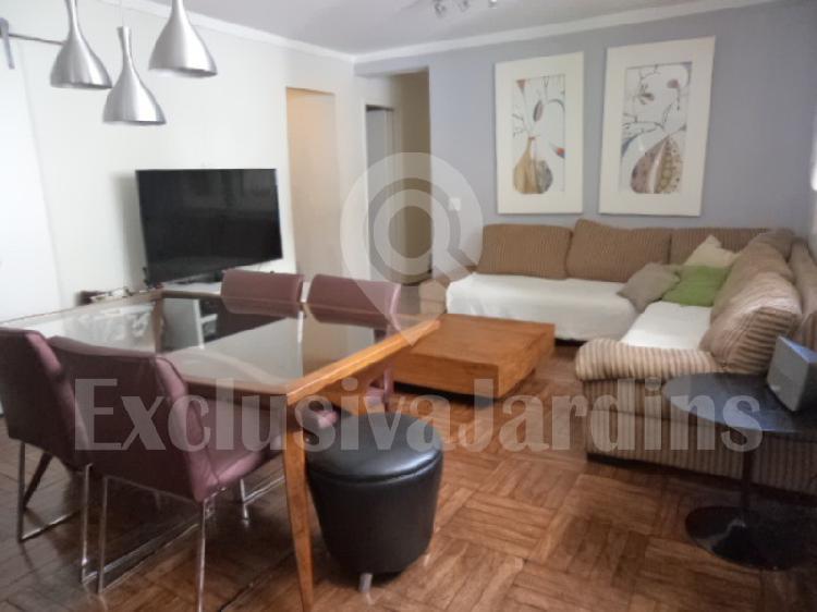 Apartamento residencial em sao paulo - sp, jardim américa