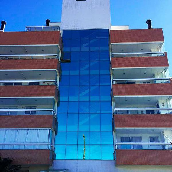 Apartamento amplo com 120 metros quadrados com 2 quartos