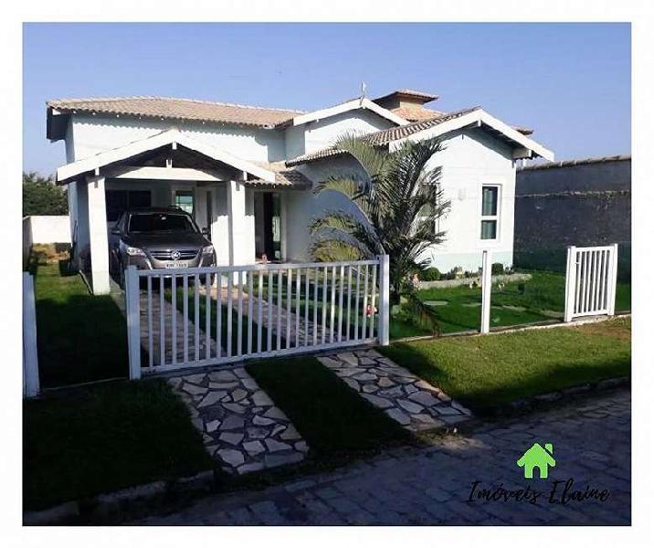 Casa com 3 quartos à venda | condomínio solar dos