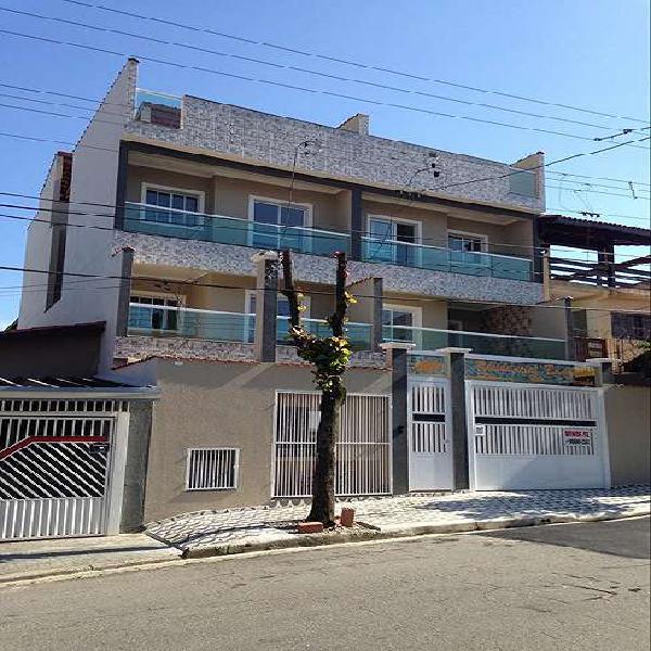 Cobertura duplex 75+75 (2 dormitórios um sendo suítes)