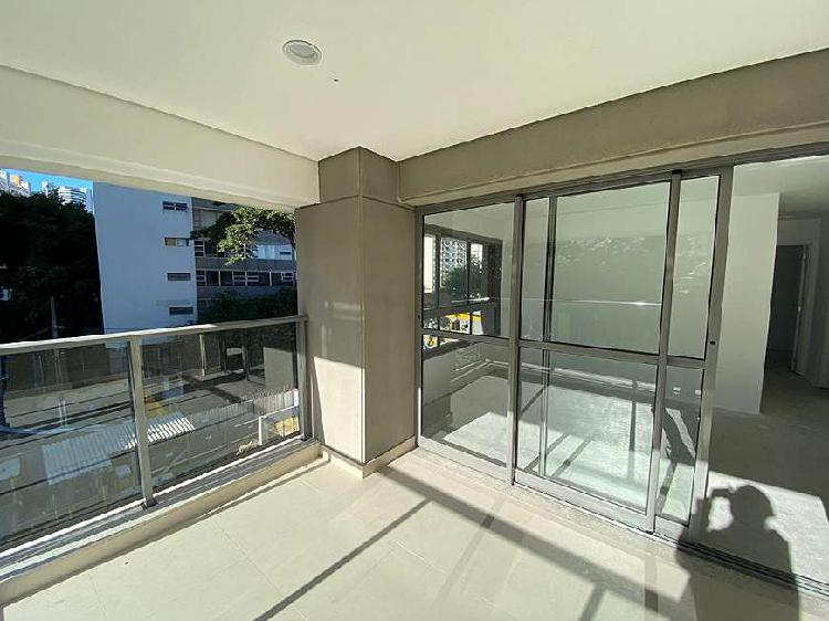 Jardins - apartamento de 70 m2 - 2 dormitorios com suite - 1