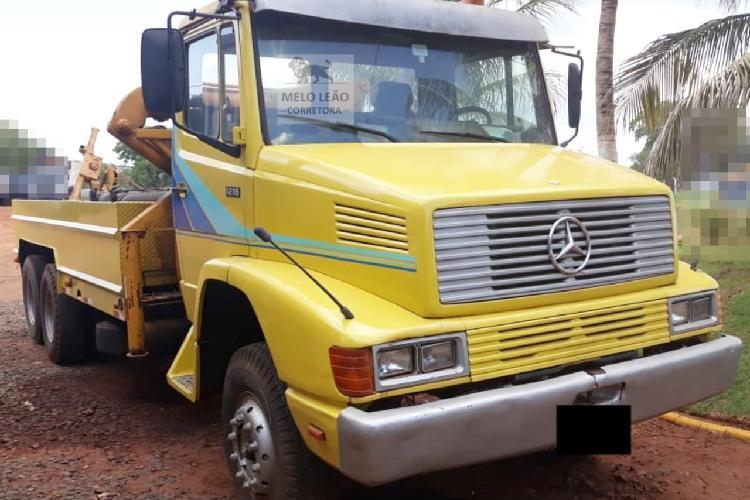 Mb1218 mercedes benz - 96/96