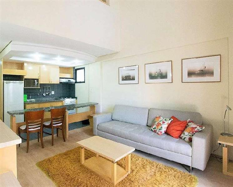 Moema - apartamento mobiliado 1 dormitório próx. metrô,