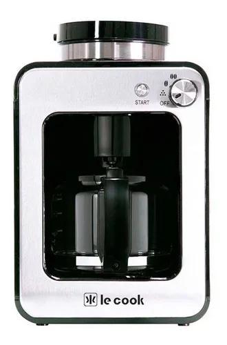 Máquina de café le cook com moedor lc1713 600w 127v com