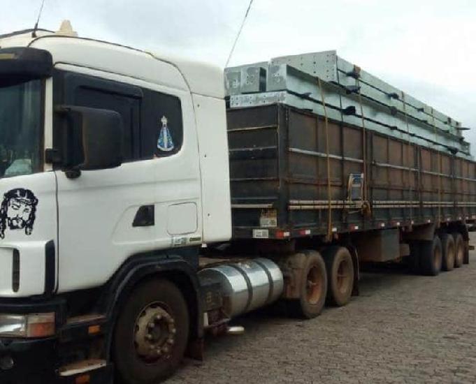 Scania 124 420 ano 2002 6 × 2