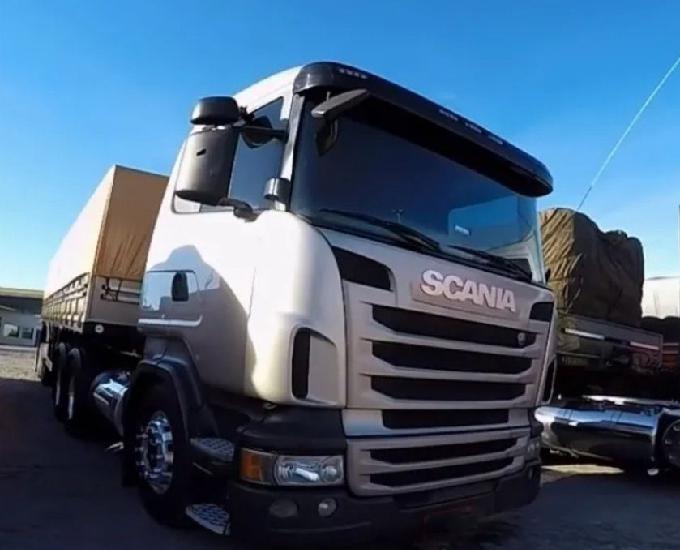 Scania r440 8x2
