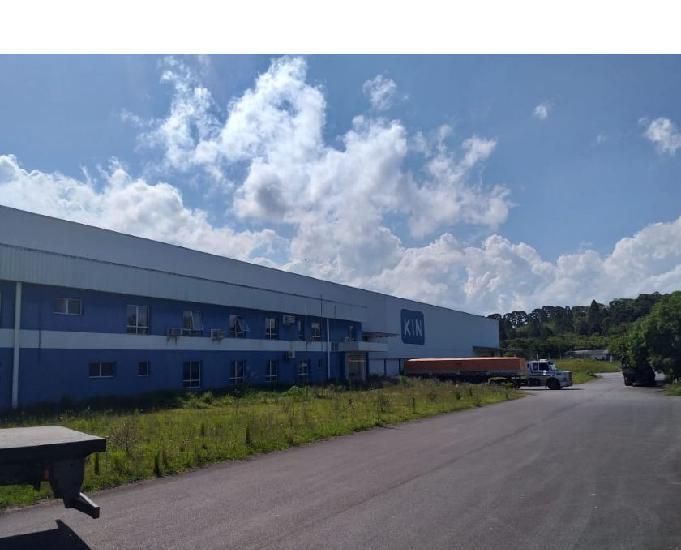 Rea industrial 49.100m² - campina gde do sul-pr
