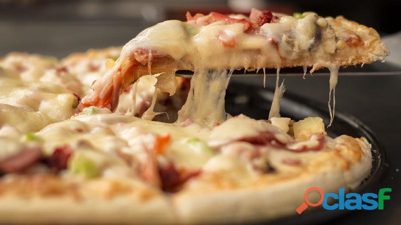 Curso de pizzaiolo