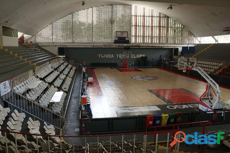 Titulo De Sócio Proprietário do clube Tijuca Tênis Clube 2