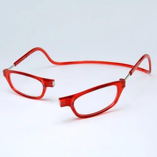 Armação imã óculos perto leitura cola magneticamente 2,5