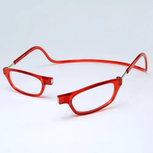 Armação imã óculos perto leitura cola magneticamente