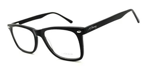 Armação óculos grau masculino m.thomaz original prime