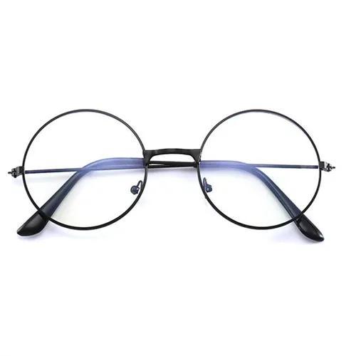 Armação óculos redondo - lente s
